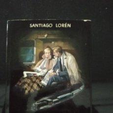 Libros de segunda mano: UNA CASA CON GOTERAS - SANTIAGO LORÉN. Lote 193624892