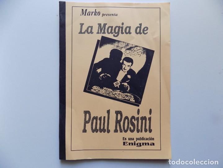 libreria ghotica. marko presenta: la magia de p - Buy Other Books ...