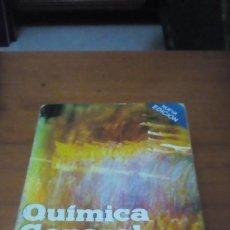 Livres d'occasion: QUIMICA GENERAL SUPERIOR. MASTERTON SLOWINSKI. STANITSKI. EST22B4. Lote 193662443
