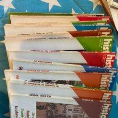 Libros de segunda mano: HISTORIA 16 12 NÚMEROS EXTRA. Lote 193733672