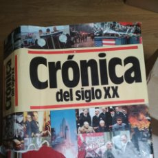 Libros de segunda mano: CRÓNICA DEL SIGLO XX - PLAZA & JANÉS 1986. Lote 193943405