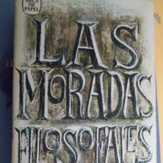 Libros de segunda mano: LAS MORADAS FILOSOFALES. FULCANELLI.. Lote 214342440