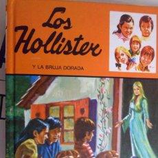 Livres d'occasion: LOS HOLLISTER Y LA BRUJA DORADA. JERRY WEST Nº 14. TORAY. Lote 194009941