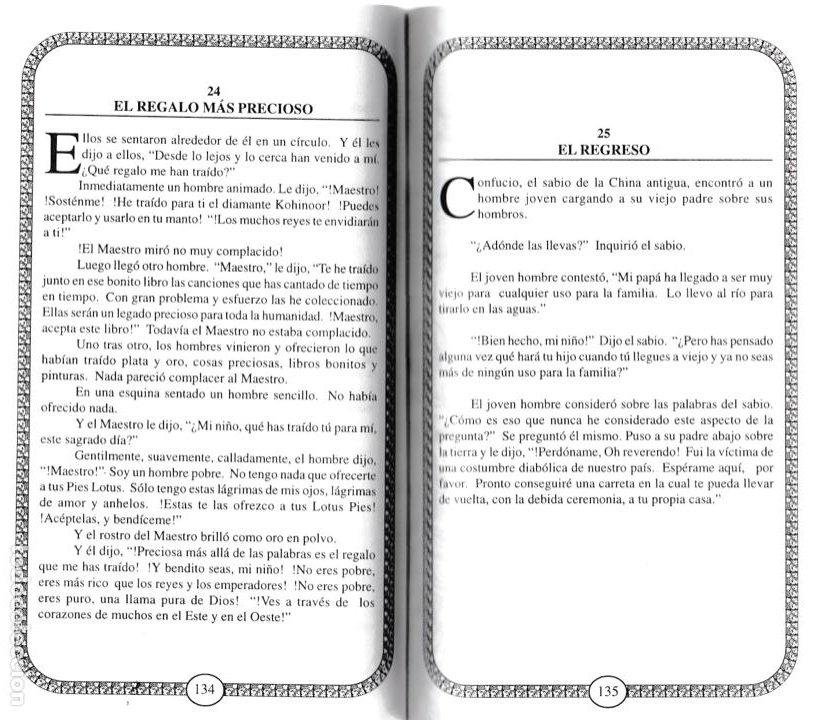 Libros de segunda mano: Bocaditos para el alma: relatos inspiradores para cada día del año / J. P. Vaswani - Foto 3 - 194012781