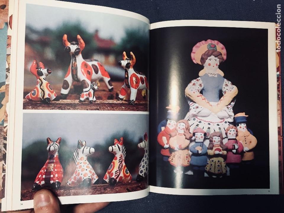 Libros de segunda mano: JUGUETES RUSOS ARTESANIA SHPIKALOV MOSCU 1974 21,5X17CM - Foto 10 - 194012791