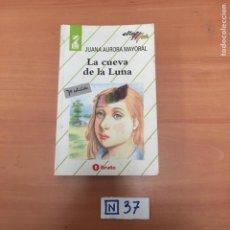 Libros de segunda mano: LA CUEVA DE LA LUNA. Lote 194080597