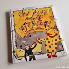 Libros de segunda mano: UN ANY MOLT ESPECIAL - MIREIA MASO - SUSAETA - 25 X 29.CM. Lote 194090181