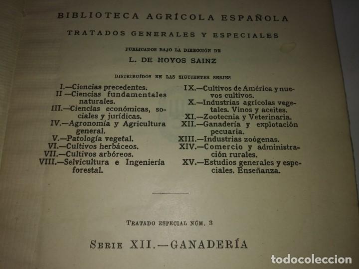 Libros de segunda mano: Libro EL GANADO CABRIO Sanz Egaña Espasa Calpe ganado cabras biblioteca Agricola española - Foto 2 - 194092580