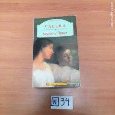 Libros de segunda mano: JUAN VALERA GENIO Y FIGURA. Lote 194097395