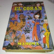 Libros de segunda mano: LIBRO SAGRADO EL CORAN EN CASTELLANO ESPAÑOL MAHOMA ARABE MECA ISLAM RELIGIÓN ALCORA KORAN. Lote 194105302