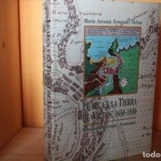 Libros de segunda mano: LUARCA Y LA TIERRA DE VALDES 1650-1830 / MARIA ANTONIA FERNANDEZ OCHOA. Lote 194134187