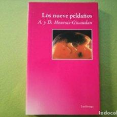 Livros em segunda mão: LOS NUEVE PELDAÑOS - A. Y D. MEUROIS-GIVAUDAN. Lote 194184333