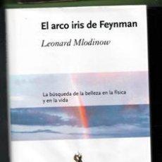 Libros de segunda mano: EL PLACER DE DESCUBRIR, RICHARD P. FEYNMAN. Lote 194215148