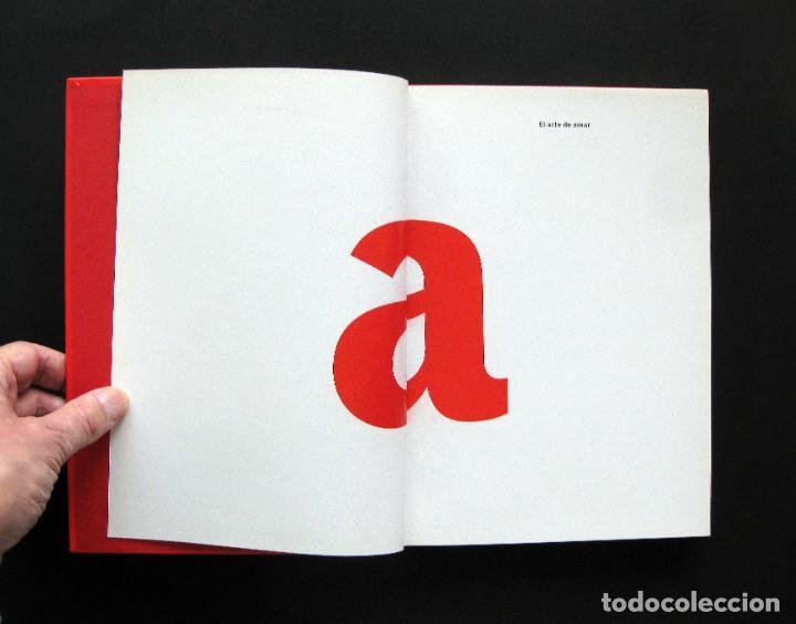 Libros de segunda mano: El arte de amar - Erich Fromm - Paidós Edición Centenario de E. Fromm - 1999 - Diseño de M. Eskenazi - Foto 3 - 194217497