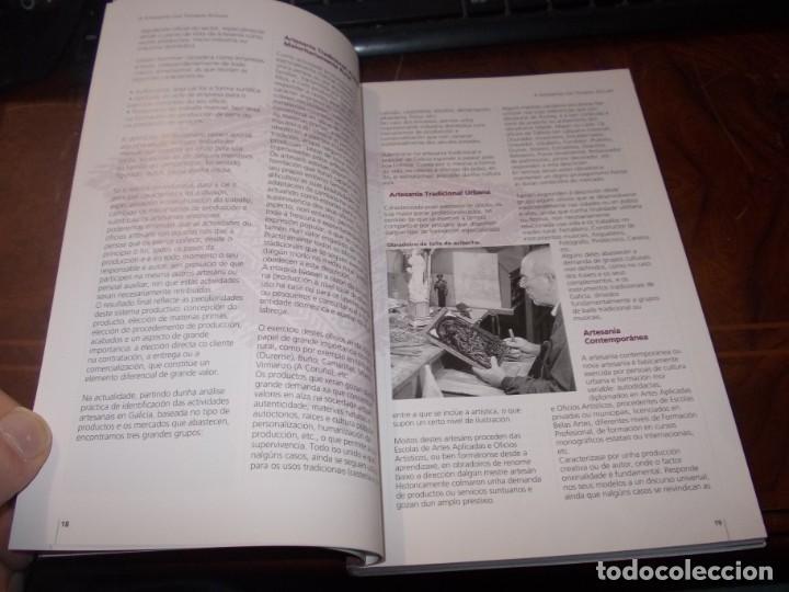 Libros de segunda mano: Guía de Artesania de Galicia, Xunta de Galicia 1.995 - Foto 4 - 194220676