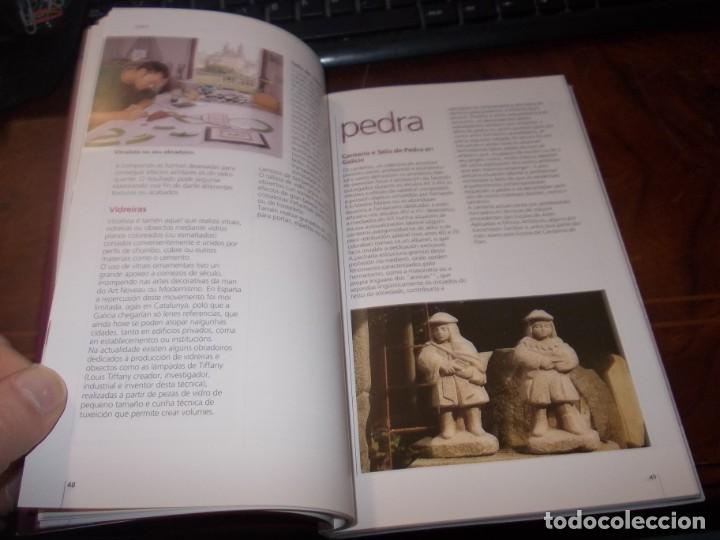 Libros de segunda mano: Guía de Artesania de Galicia, Xunta de Galicia 1.995 - Foto 6 - 194220676