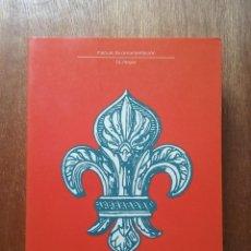 Libros de segunda mano: MANUAL DE ORNAMENTACION, F S MEYER, GG EDITORIAL GUSTAVO GILI, 1994. Lote 194220887