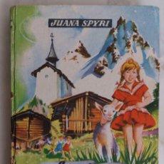Libros de segunda mano: LOS NOÑOS GRITLI.JUANA SPYRI. LIBRO MATEU. 1961. Lote 194221348