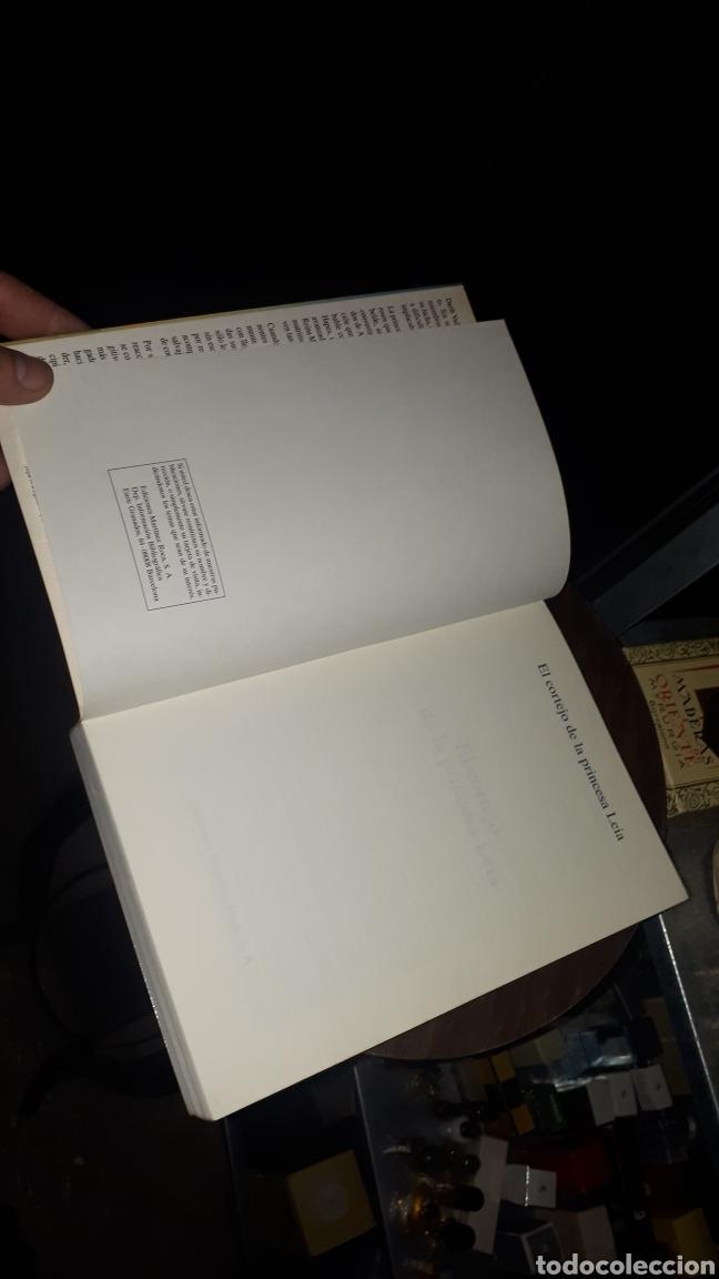 Libros de segunda mano: LIBRO LA GUERRA DE LAS GALAXIAS STAR WARS EL CORTEJO DE LA PRINCESA LEIA DAVE WOLVERTON 1994 - Foto 4 - 194223930