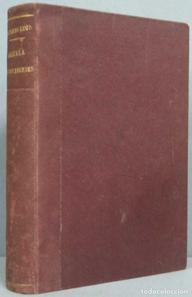 1939.- ALCALA DE LOS ZEGRIES. RICARDO LEON (Libros de Segunda Mano (posteriores a 1936) - Literatura - Otros)