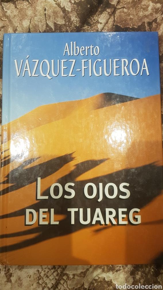 LIBRO LOS OJOS DEL TUAREG (Libros de Segunda Mano (posteriores a 1936) - Literatura - Otros)