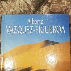 Libros de segunda mano: LIBRO LOS OJOS DEL TUAREG. Lote 194226053