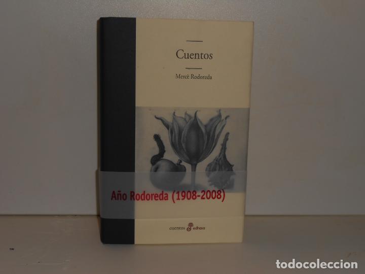 Libros de segunda mano: MERCÈ RODOREDA, CUENTOS - CUENTOS EDHASA, 2008 1ª EDICIÓN - EXCELENTE ESTADO - Foto 6 - 194228071