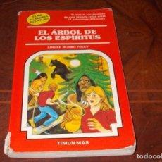 Libros de segunda mano: ELIGE TU PROPIA AVENTURA Nº 62 EL ÁRBOL DE LOS ESPÍRITUS, LOUISE MUNRO FOLEY, TIMUN MAS 1991 DEFECTO. Lote 194228271
