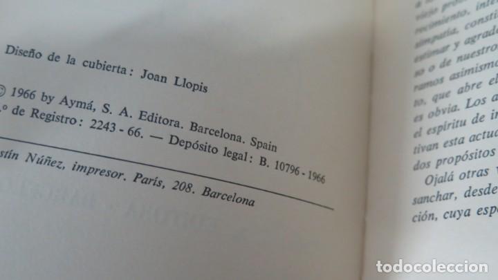Libros de segunda mano: CONSIDERACIÓN DE CATALUÑA. JULIAN MARIAS - Foto 2 - 194228566