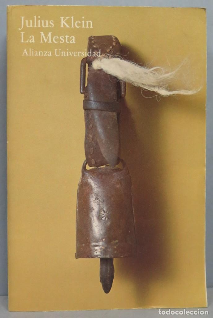 LA MESTA. JULIUS KLEIN (Libros de Segunda Mano - Historia - Otros)