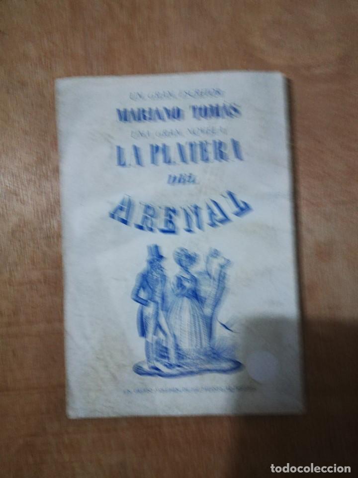 Libros de segunda mano: Sinfonía Pastoral. Armando Palacio Valdés. La novela rosa. - Foto 3 - 194233366