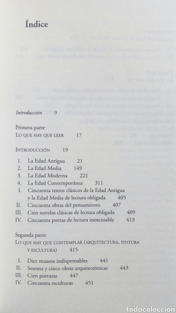 Libros de segunda mano: El camino hacia la cultura. César Vidal. - Foto 3 - 194236462