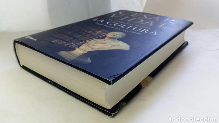 Libros de segunda mano: El camino hacia la cultura. César Vidal. - Foto 5 - 194236462