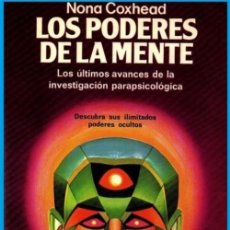 Libros de segunda mano: B3556 - LOS PODERES DE LA MENTE. PARAPSICOLOGIA. DESCUBRA SUS ILIMITADOS PODERES OCULTOS.. Lote 194240342