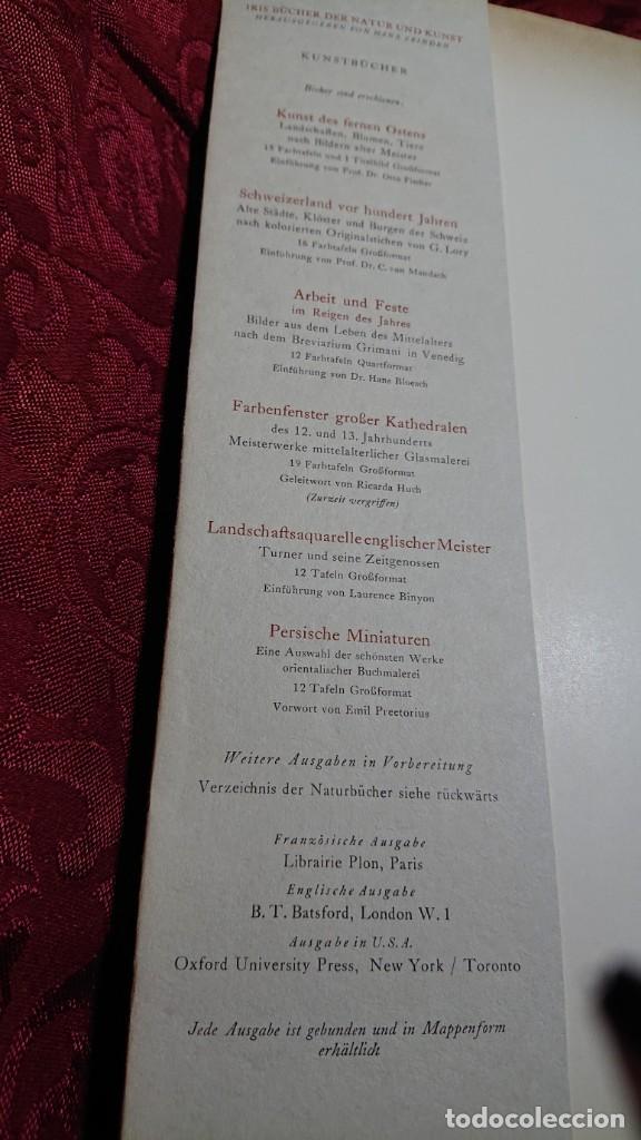 Libros de segunda mano: ALTCHRISTLICHE MOSAIKEN VORWORT VON RICARDA HVCH MOSAICOS CRISTIANOS ANTIGUOS ROMA NAPOLES MILAN - Foto 3 - 194240996