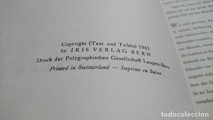 Libros de segunda mano: ALTCHRISTLICHE MOSAIKEN VORWORT VON RICARDA HVCH MOSAICOS CRISTIANOS ANTIGUOS ROMA NAPOLES MILAN - Foto 5 - 194240996