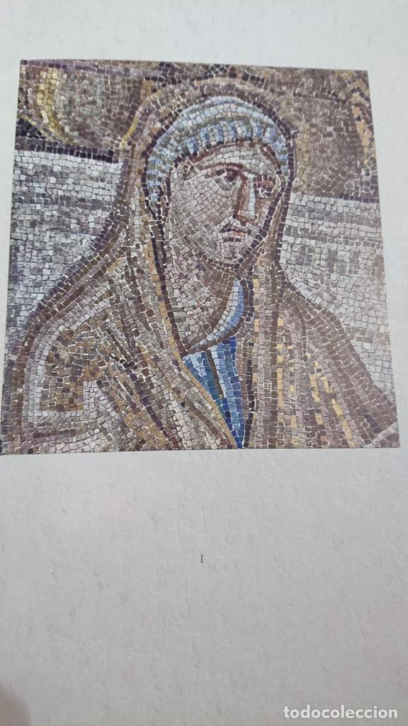 Libros de segunda mano: ALTCHRISTLICHE MOSAIKEN VORWORT VON RICARDA HVCH MOSAICOS CRISTIANOS ANTIGUOS ROMA NAPOLES MILAN - Foto 9 - 194240996