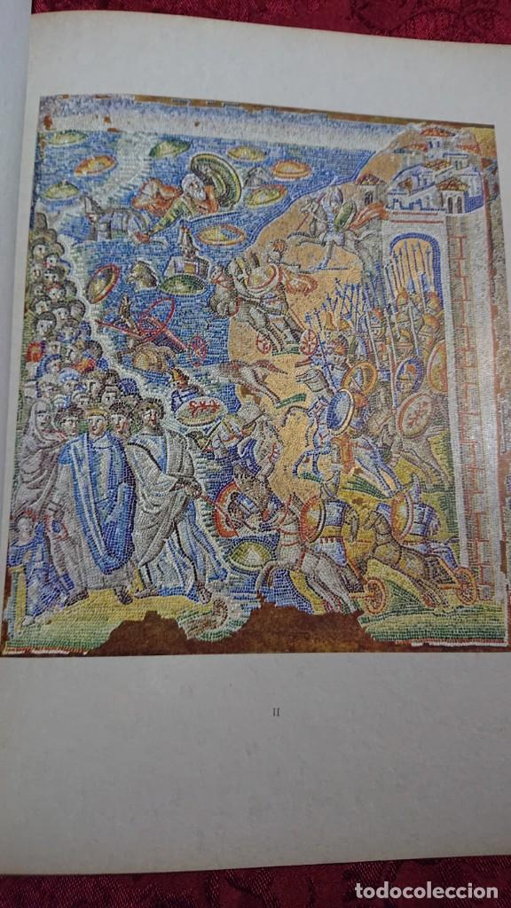 Libros de segunda mano: ALTCHRISTLICHE MOSAIKEN VORWORT VON RICARDA HVCH MOSAICOS CRISTIANOS ANTIGUOS ROMA NAPOLES MILAN - Foto 10 - 194240996