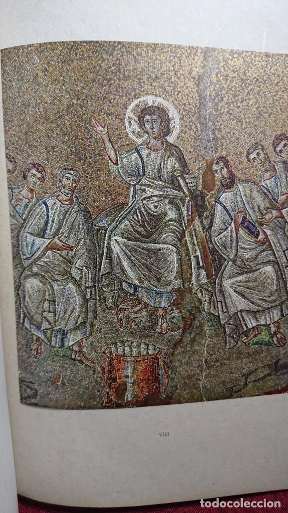 Libros de segunda mano: ALTCHRISTLICHE MOSAIKEN VORWORT VON RICARDA HVCH MOSAICOS CRISTIANOS ANTIGUOS ROMA NAPOLES MILAN - Foto 13 - 194240996