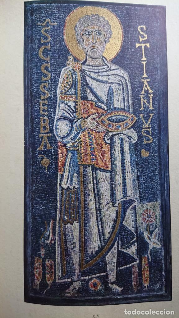 Libros de segunda mano: ALTCHRISTLICHE MOSAIKEN VORWORT VON RICARDA HVCH MOSAICOS CRISTIANOS ANTIGUOS ROMA NAPOLES MILAN - Foto 18 - 194240996