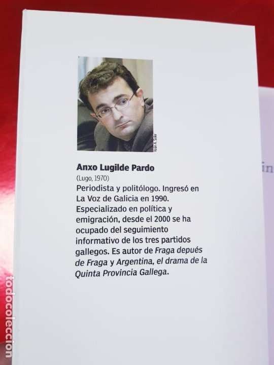 Libros de segunda mano: LIBRO-EL FIN DEL FRAGUISMO-ANXO LUGILDE/XOSÉ CARREIRA-2005-BUEN ESTADO-VER FOTOS - Foto 5 - 194242293