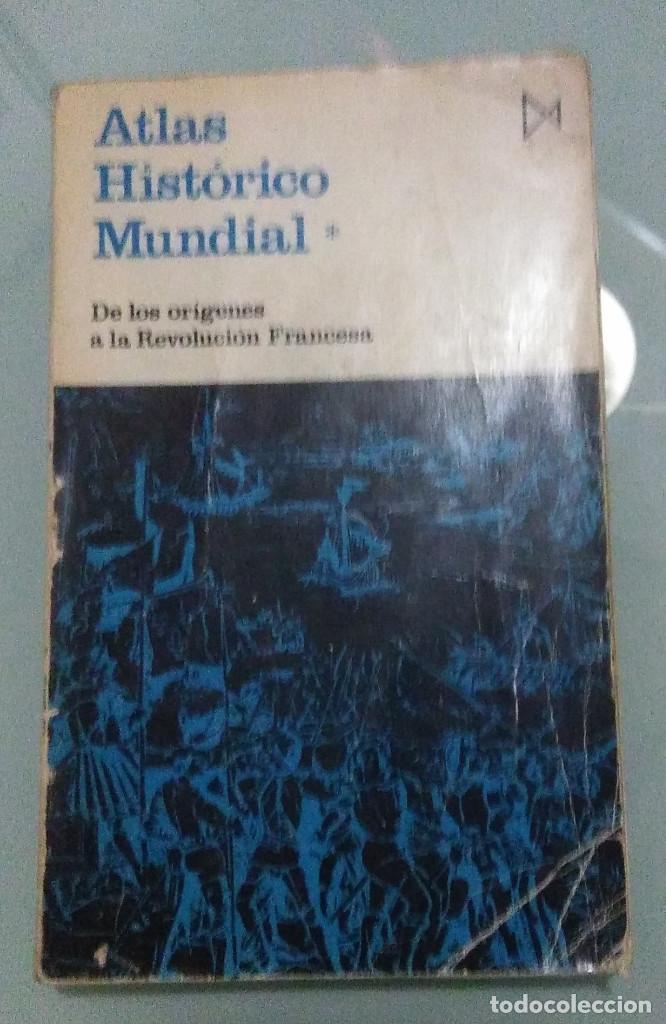 HERMANN KINDER, WERNER HILGEMANN - ATLAS HISTORICO MUNDIAL I - ITSMO - 1980 (Libros de Segunda Mano - Historia - Otros)