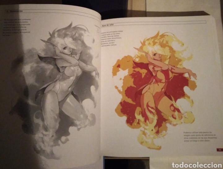 Libros de segunda mano: Cómo dibujar Manga. Paso a paso : Chicas - Foto 3 - 194245845