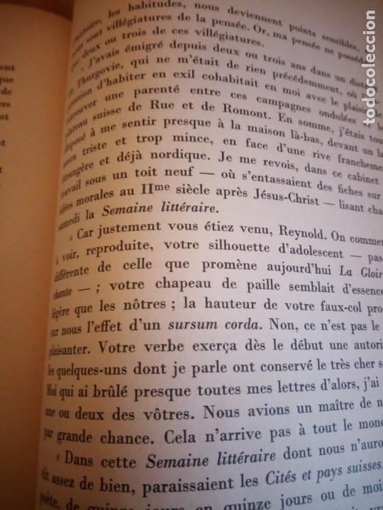 Libros de segunda mano: hommage a gonzague de reynold,fribourg 1941 - Foto 8 - 194246136