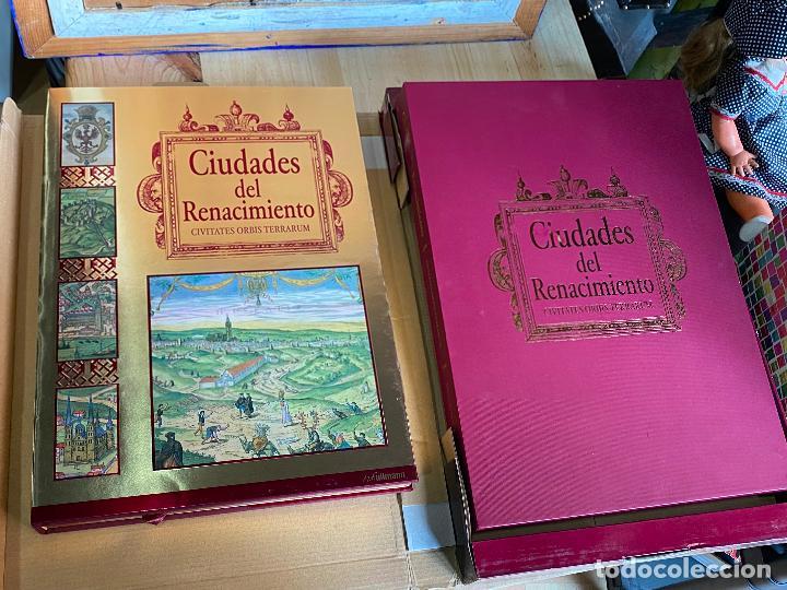 Libros de segunda mano: CIUDADES DEL RENACIMIENTO. CIVITATES ORBIS TERRARUM. H.F ULLMANN. NUEVO - Foto 2 - 194246623