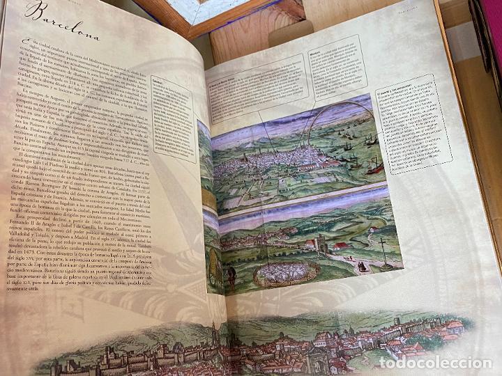 Libros de segunda mano: CIUDADES DEL RENACIMIENTO. CIVITATES ORBIS TERRARUM. H.F ULLMANN. NUEVO - Foto 5 - 194246623