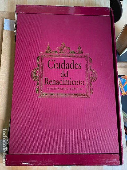 Libros de segunda mano: CIUDADES DEL RENACIMIENTO. CIVITATES ORBIS TERRARUM. H.F ULLMANN. NUEVO - Foto 13 - 194246623