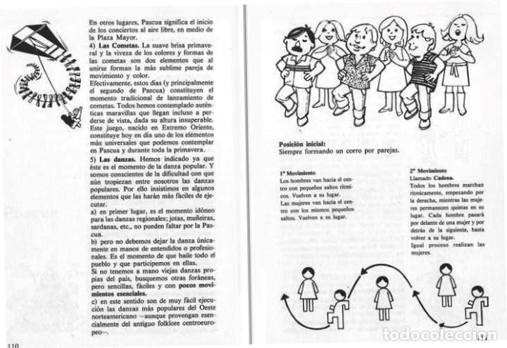Libros de segunda mano: JUEGOS. PARA UN DIA DE CAMPO. PARA EL CAMPING. AL AIRE LIBRE. PARA UN FIN DE SEMANA. ILUSTRADO. - Foto 4 - 194248828