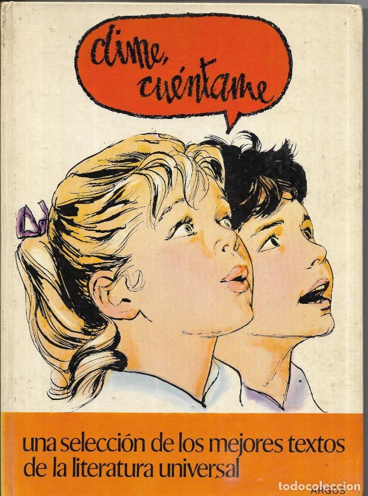 == LE17 - DIME, CUENTAME - 1ª EDICION 1971 (Libros de Segunda Mano - Bellas artes, ocio y coleccionismo - Otros)