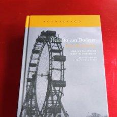 Libros de segunda mano: LIBRO-LOS DEMONIOS-HEIMITO VON DODERER-ACANTILADO-2009-NUEVO-VER FOTOS. Lote 194252127